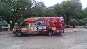 Louisiana Tour